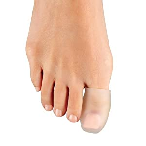 Gel Toe Cap, LARGE TOE