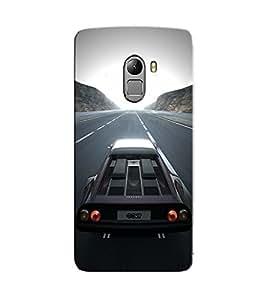Citydreamz Back Cover For Lenovo K4 Note