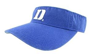Buy Duke Blue Devils Hat Visor - Blue by Duke Blue Devils