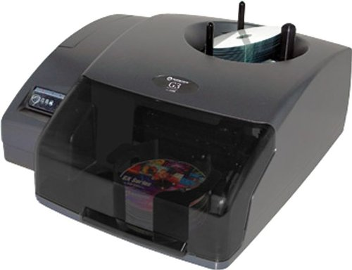 Microboards G3 Inkjet Autoprinter Automated 50-Disc