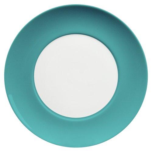 Waechtersbach Uno Dinner Plates, Azur, Set of 4