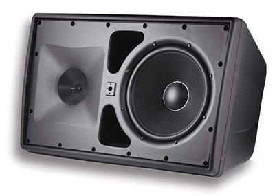 """Jbl Control-30 Loudspeaker, 10"""" 3-Way (Black), Single Speaker"""