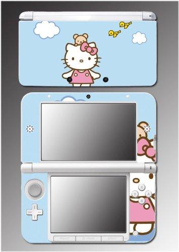 Hello Kitty Pink Dress Teddy Bear Pretty Girl