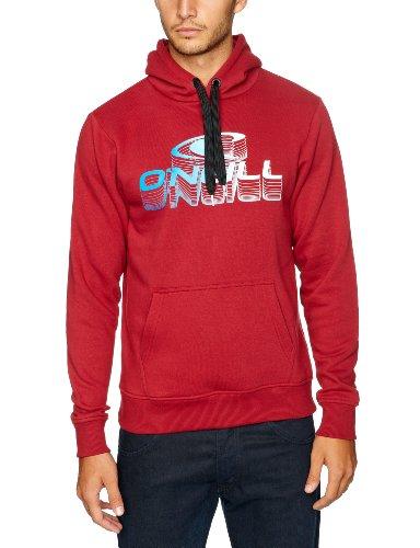 O'Neill Corporate Logo Men's Sweatshirt Rio Red Medium