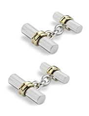 Chain Bar Cufflinks