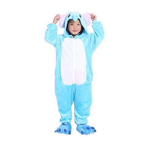 Fortress Girls'Elephant Kid Halloween Costumes