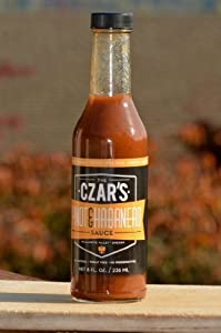 The Czars Pinot Habanero Sauce from Oregon Truffle Oil