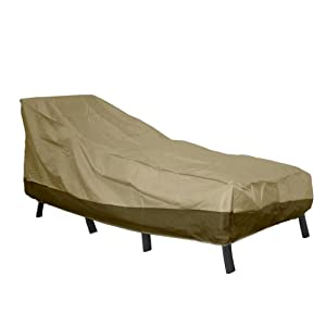 Patio Armor Chaise Lounge Cover 76 L X 28 W X 30 Qu
