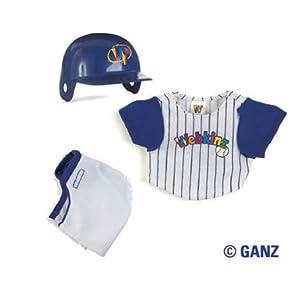 Webkinz - Baseball Uniform by Ganz