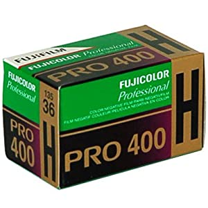Fujifilm PRO400H Professional Portrait - Color print film - 135 (35 mm) - ISO 400 - 36 exposures