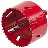 Wolfcraft 5475000 Trépan multi-matériaux BIM P40 Diamètre 74 mm