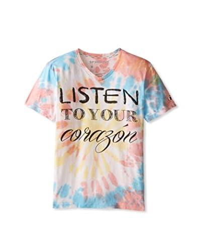 Spenglish Men's Listen To Your Corazon T-Shirt