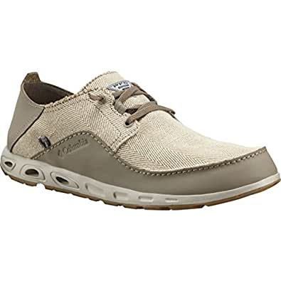 Men S Bahama Vent Loco Relaxed Pfg Leather Casual Boat Shoes