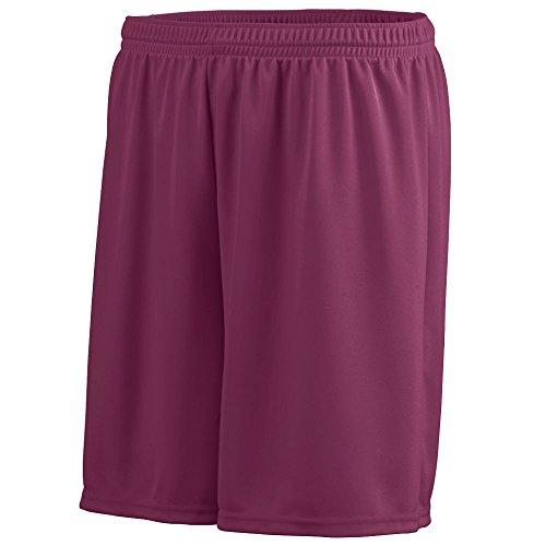 Augusta Sportswear 1426 Youth's Octane Short Maroon M