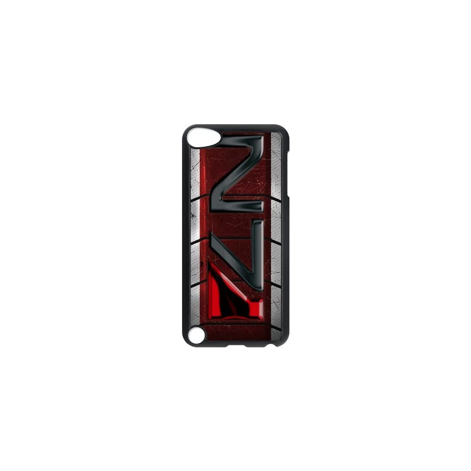 Mass Effect N7 Logo IPod Touch 5th Case Back Case for IPod Touch 5th Cell Phones & Accessories