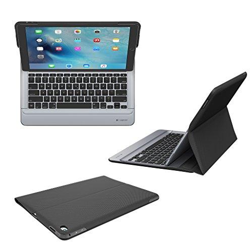 Logicool ロジクール CREATE iPad Pro キーボードケース Smart Connector (スマートコネクター) 搭載 バックライト付き Ik1200