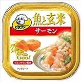 日本ペットフード ビタワングー 魚と玄米サーモン 100g
