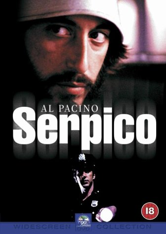 Serpico [DVD] [1973]