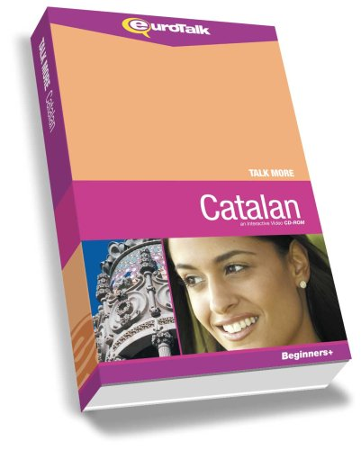 Talk More Catalan: Interactive Video CD-ROM - Beginners+ (PC/Mac)