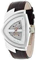 Hamilton American Classics Ventura Silver Dial Automatic Unisex Watch H24515551