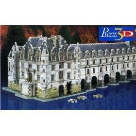 Cheap Wrebbit Chateau de Chenonceau Puzz-3D (B001JB2YQM)