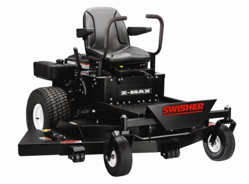 Swisher ZT2760B 60-Inch 27 HP Zero Turn Riding Mower