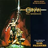 Conan the Barbarian CD