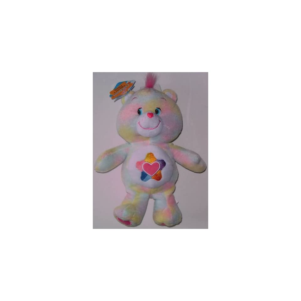 True Heart Care Bear 10 inch Plush