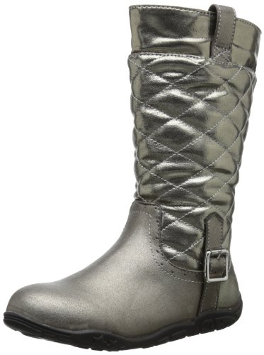 Kenneth Cole Reaction Call It A Way 2 Boot (Toddler/Little Kid),Pewter,7 M Us Toddler front-940728