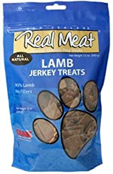 Canz REAL MEAT LAMB Jerky Dog Treats 12 oz