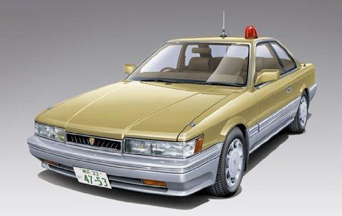 1/24 あぶない刑事 No.SP 港303号 覆面パトカー またまたあぶない刑事Ver.