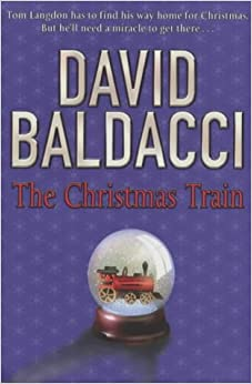 christmas train amazoncouk david baldacci