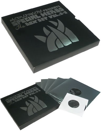 """Mf Doom: Special Herbs: The Box Set Vol.0-9 (10Lp + 7"""" + Download)"""