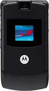 Motorola RAZR V3 Black (AT&T)