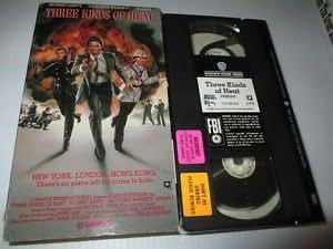 Three Kinds of Heat [VHS]