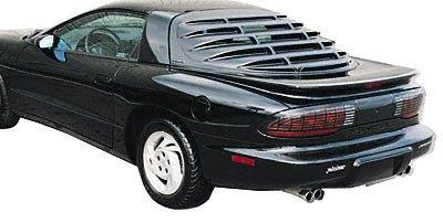 Willpak Industries 1383 ABS Car Louver for Chevrolet/Pontiac/TransAm - 3 Piece (1994 Camaro Z28 Parts compare prices)