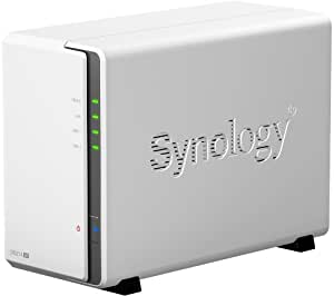 Synology DiskStation 2-Bay Diskless Private Cloud NAS (DS214se)