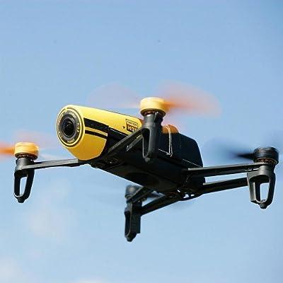 Parrot Bebop Drone Kamera (14 Megapixel, Full HP, WiFi, micro-USB)