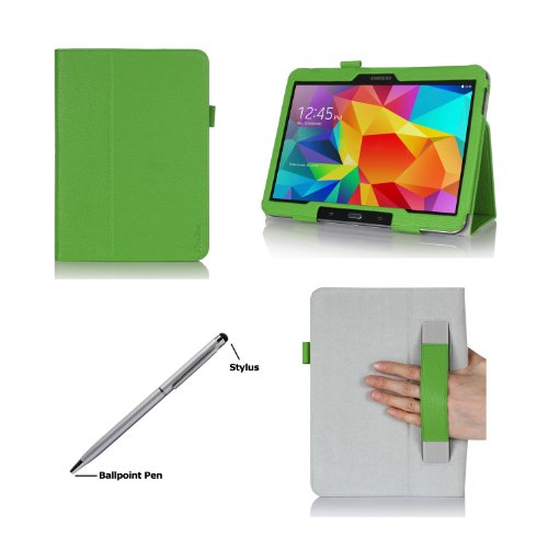Find Bargain ProCase Folio Case with Stand for Samsung Galaxy Tab 4 10.1 Tablet ( 10 inch Galaxy Tab...