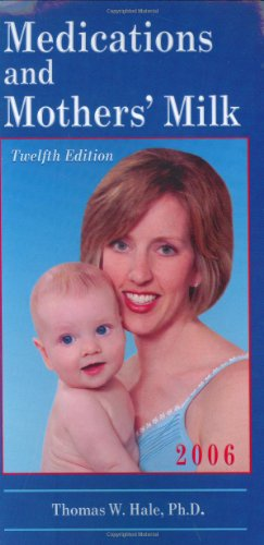 Medications and Mothers' Milk