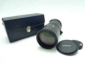 Quantaray AF APO 70-210mm 1:2.8 F2.8 lens for Minolta Maxxum Dynax SLR/DSLR cameras and Sony Alpha A-mount DSLR cameras