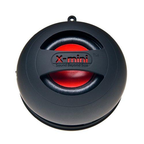 X-Mini Ii Xam4-B Portable Capsule Speaker, Mono, Black front-578865