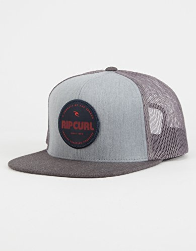 Rip Curl Men's Masters Trucker Hat, Grey Heather, One Size (Masters Trucker Hat compare prices)