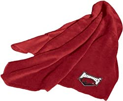 Arkansas Razorbacks Fleece Blanket/Throw - NCAA College Athletics