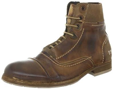 Yellow Cab STAGE M Y18013, Herren Boots, Braun (Dark brown), EU 43