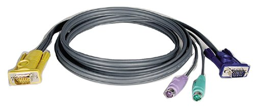 Tripp Lite P774-015 KVM PS/2 Cable Kit for B020/B022 Series Switches
