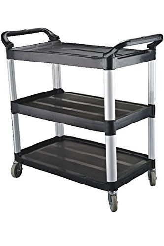 Globe Commercial Products Utility Cart Small - 33