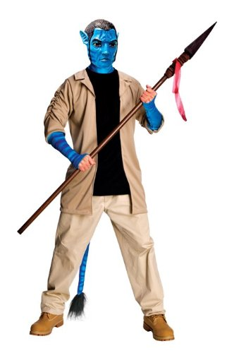 Costumes For All Occasions Ru889806 Avatar Jake Sulley Dlx Adult