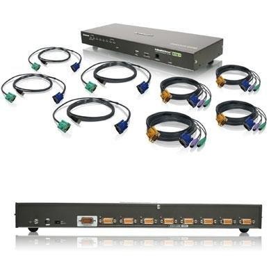 8-Port VGA KVM Switch
