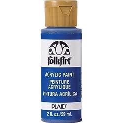 FolkArt Acrylic Paint (2 Ounce), 720 Cobalt